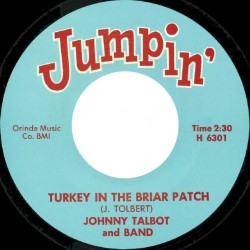 Turkey In The Briar Patch