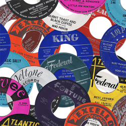 RnB Classics & Rarities - Label Stickers Pack 1