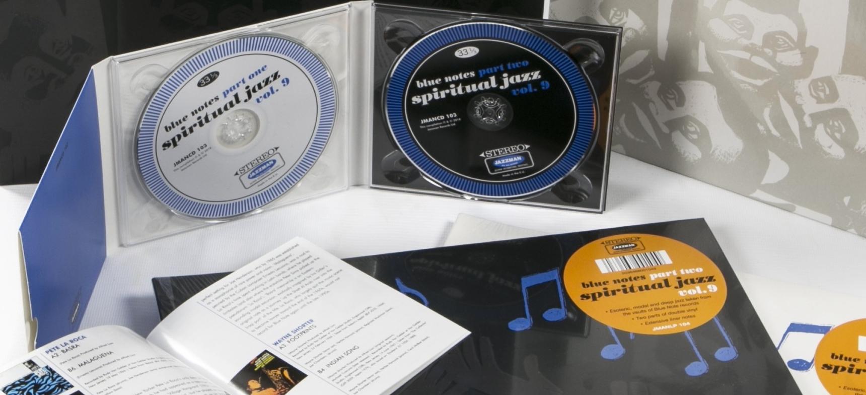 Spiritual Jazz 9: Blue Notes Part 1